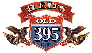 Red's Old 395 Grill Logo